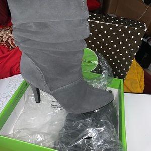 Kelly & Katie High Heel Booties ( used )